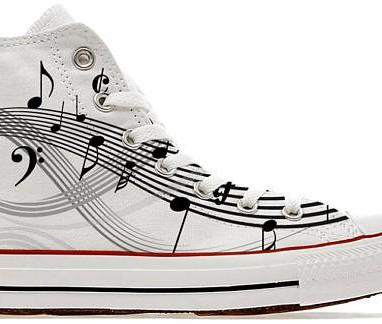 Обувь ручной работы. Ярмарка Мастеров - ручная работа. Купить Кеды ... | 324x382