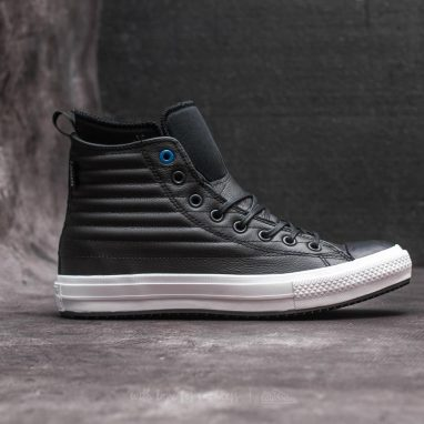 Кеды Converse 157492C Boot hi black blue jay white осень-зима 2018 ... 72efffc885b